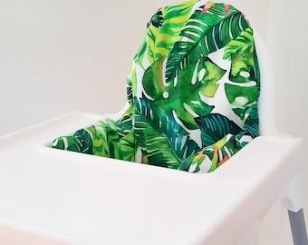Antilop IKEA leaf highchair cushion