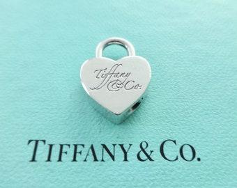 Tiffany Heart Lock Etsy