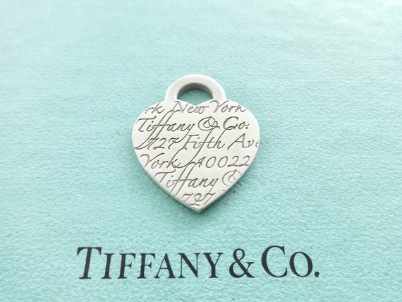 c810fcf26fe89 Authentic Tiffany & Co. Notes