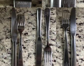 Military fork | Etsy