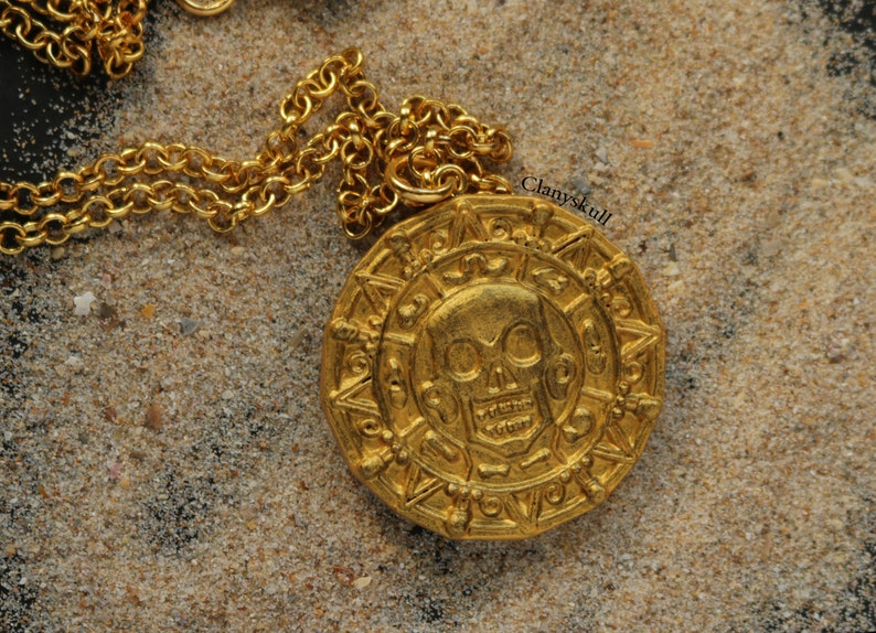 Medallion pirates of the Caribbean. Medallion pirates of the image 0