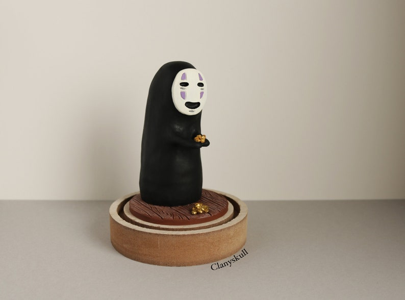 No Face. No Face decor. Studios Ghibli decor. Studios Ghibli image 0