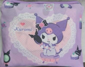 Kuromi Foldable Shopping Nylon Bag