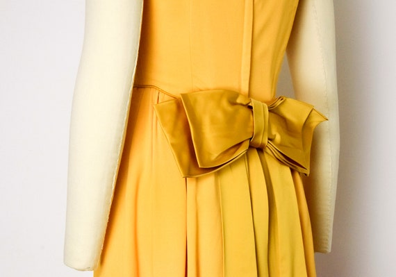 1960s Marigold Gown - image 7