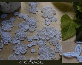 Wearable Lace & Cutwork