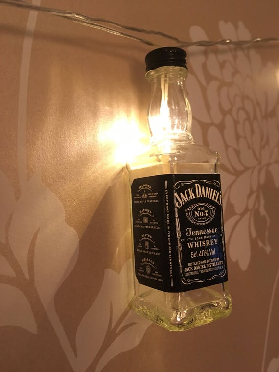 Fée Miniature 5cl Jack Sallume Etsy Blanc 10 Daniels En De Led X HqWTA