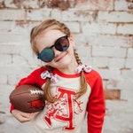 Jumping Hog Oatmeal Raglan Sweatshirt // Arkansas // Gender Neutral // Vintage Hog // Old School