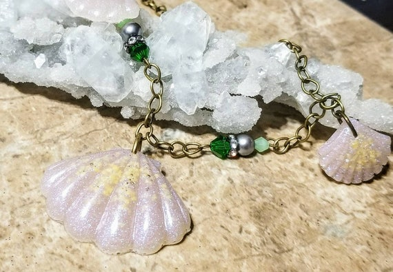 Mystic Mermaid Magically Glowing Necklace