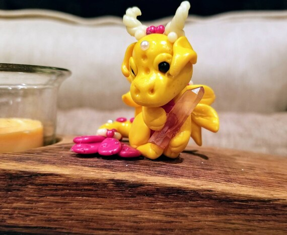 Mini Magick Menagerie, Dragon - Cupid, Protector of the Heart.