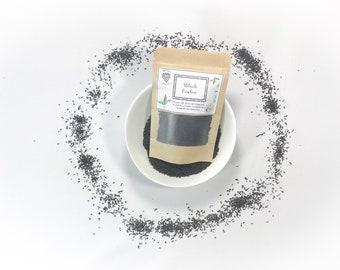 Organic Ceylon Black Tea. Loose Leaf Tea. Iced Tea. Eco-Friendly. Vegan Friendly