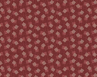 Blank Quilting Abby/'s Treasures Yardage Cut Continuously 1321-79 Mini Floral in Slate