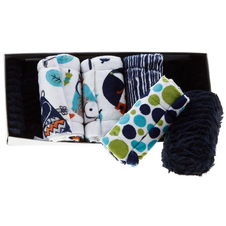 Trail Mix Fabulous 5 Cuddle Minky Kit from Shannon Fabrics