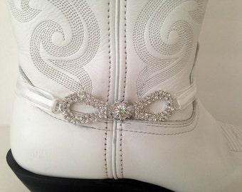 Wedding Boot Jewelry