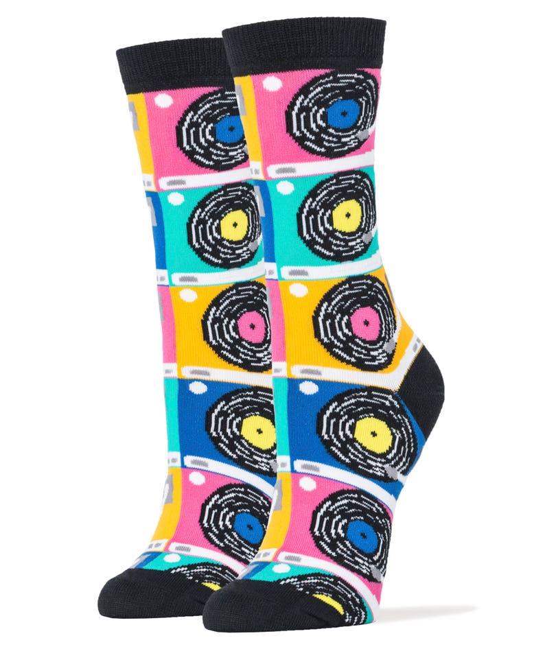 76998f8b9d913 Oooh Yeah Socks Mens Crew / Beauty Socks / Cool Socks / Funny | Etsy
