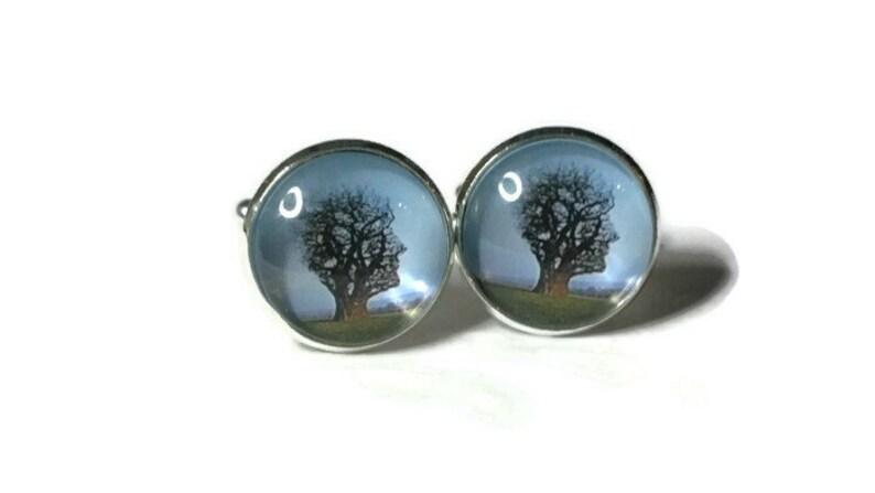 Pink Floyd/'s Tree of Half Life Retro  Rock Cufflinks