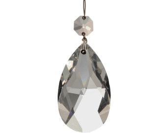 Arrowhead Crystal Glass Hanging Element 35mm Lighting Pendant Art Jewellery