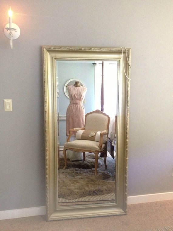 Gold Ornate Wall Mirror Large Leaning, Large Leaner Mirrors