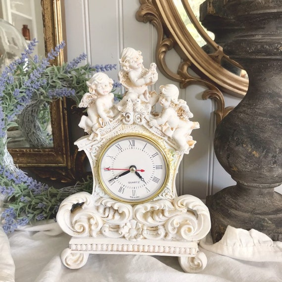 French mantel clock hands