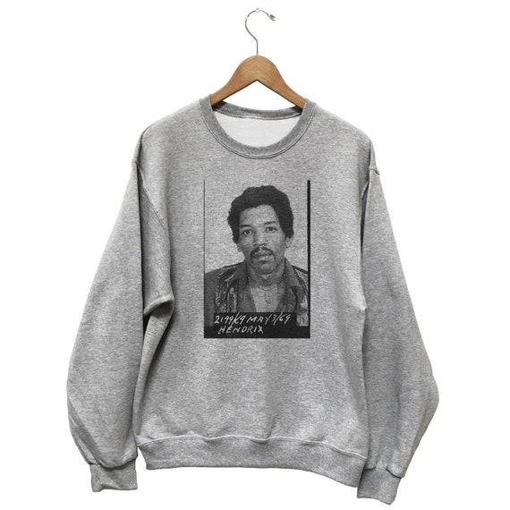 Jimi Hendrix T-shirt Mens Unisex Singer Legend Unisex Tee Top Birthday Present