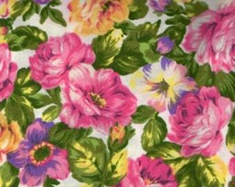 Napoli - Mixed Floral Print - Paintbrush Studios