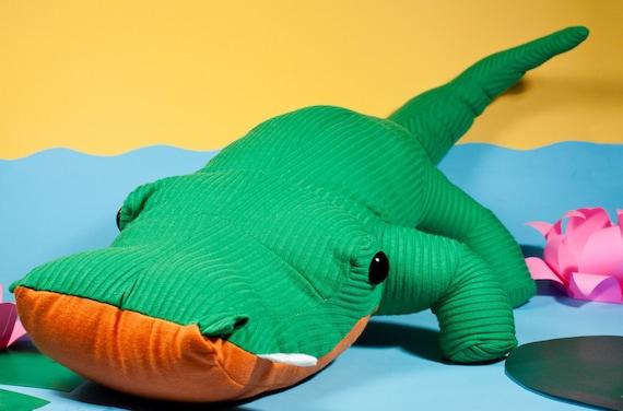 Alligator Plushie Pattern Etsy