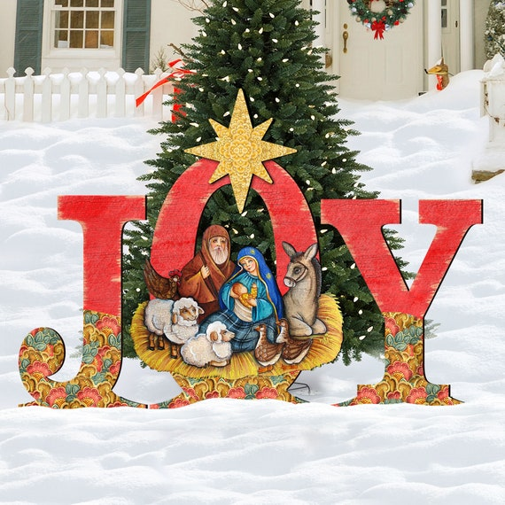 image 0 - Free Standing Christmas Decorations