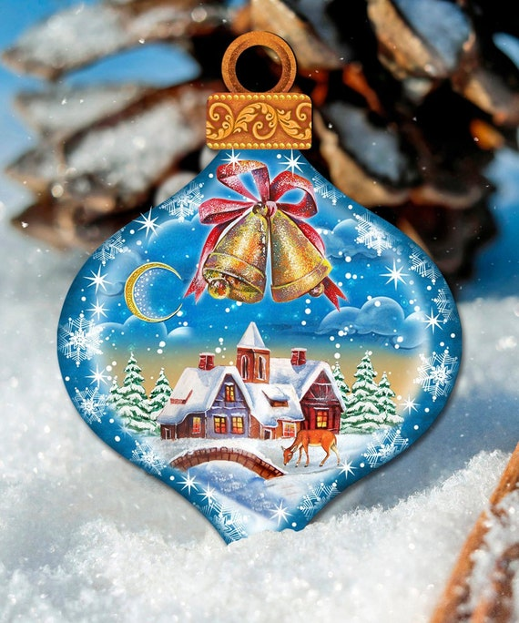 Large Christmas Ornaments.Large Christmas Ornaments Christmas Decorations Winter Ornament Wooden Decorative Hanging Freestanding Figurine 8112182m