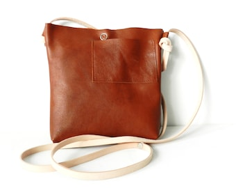 928885b5c66f Leather Bag Small Leather Bag Leather Wrist Bag Leather