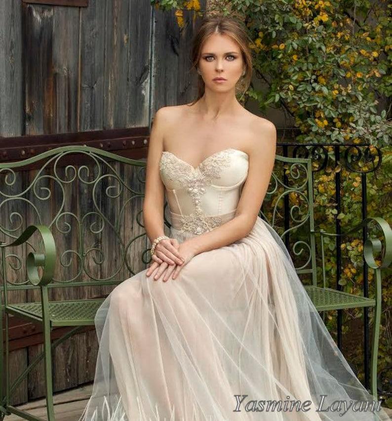 Boho Strapless Dresses
