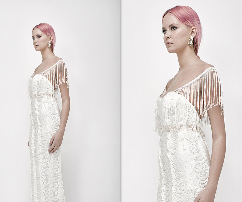 Atemberaubend Brautkleid Einfacher Jahrgang Zeitgenössisch ...