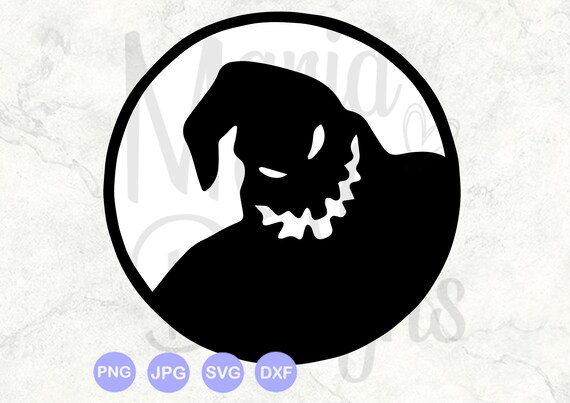 Oogie Boogie Svg The Nightmare Before Christmas Svg Oogie Etsy