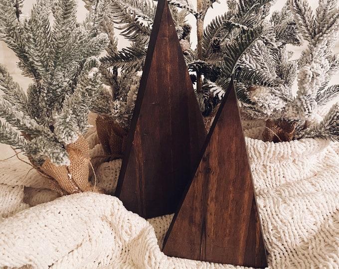 Wood Trees