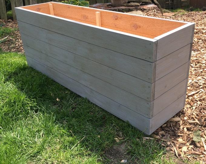 Planter/Wood Planter/Patio Planter/Garden