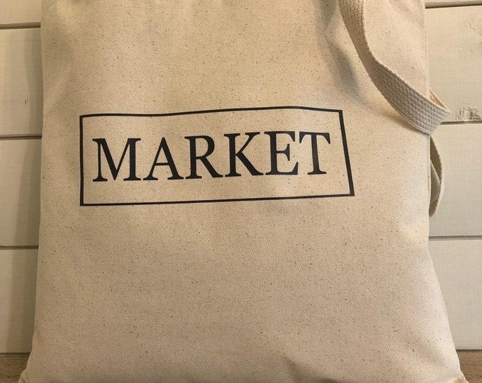 Tote bag, Market bag