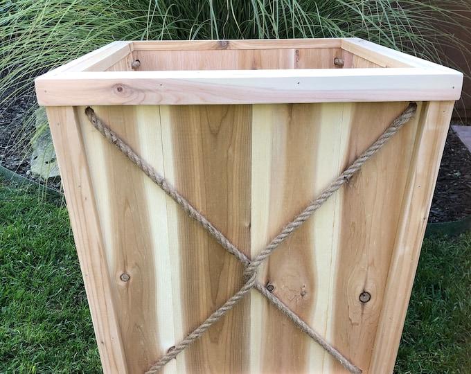 Planter/Entrance planter/Wood Planter/Patio Planter