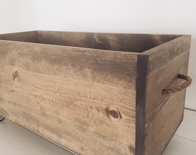 Toy box/Storage box/Blanket box