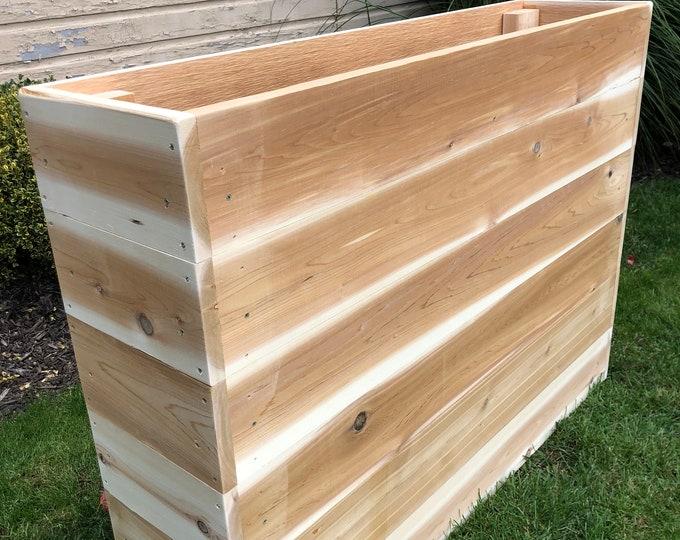Planter/Patio Planter/Wood Planter/Garden Planter