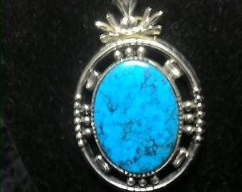 Turquoise Native Necklace