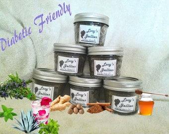 Sidhe Melody Jelly / Spread 4oz ~ DIABETIC FRIENDLY