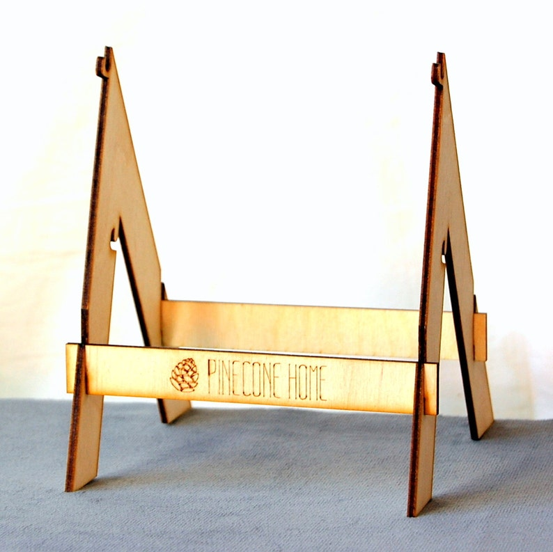 Frame Stand for State Shaped Picture Frame image 0