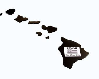 Hawaii picture frame 4x6