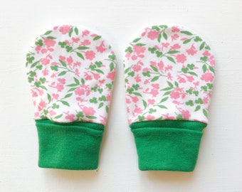 magic baby mitts | garden party