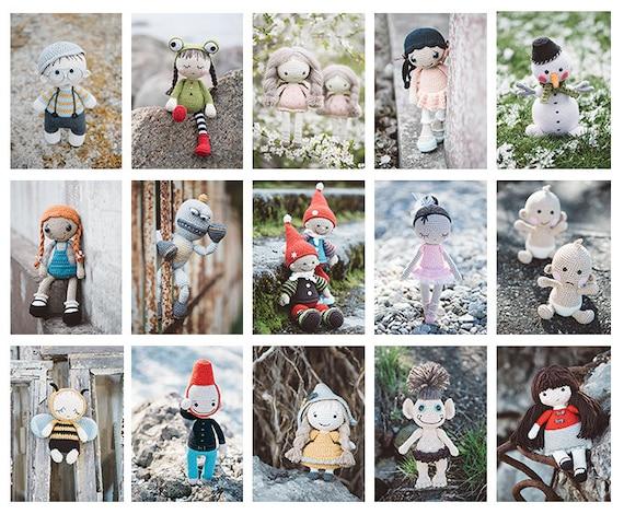 new book! * Following the... - Amigurumi Patterns.net   Facebook   470x570