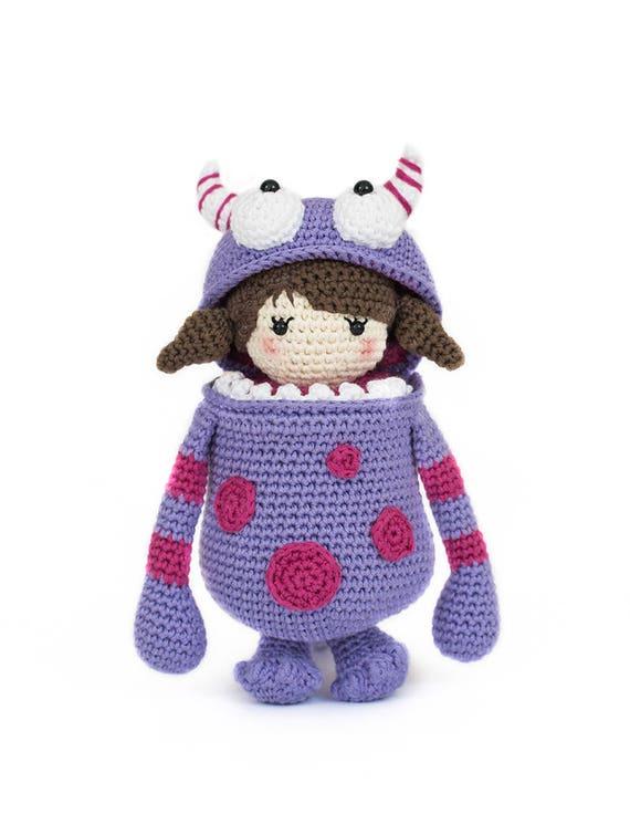 Amigurumi Monsters: Revealing 15 Scarily Cute Yarn Monsters book pdf