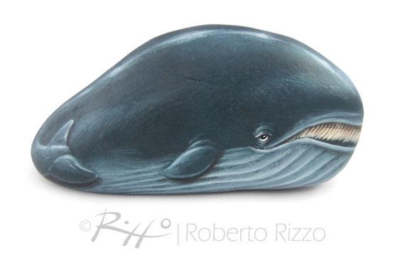 A pair of Peru stone whales