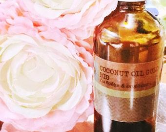 Organic Coconut Oil 100ml
