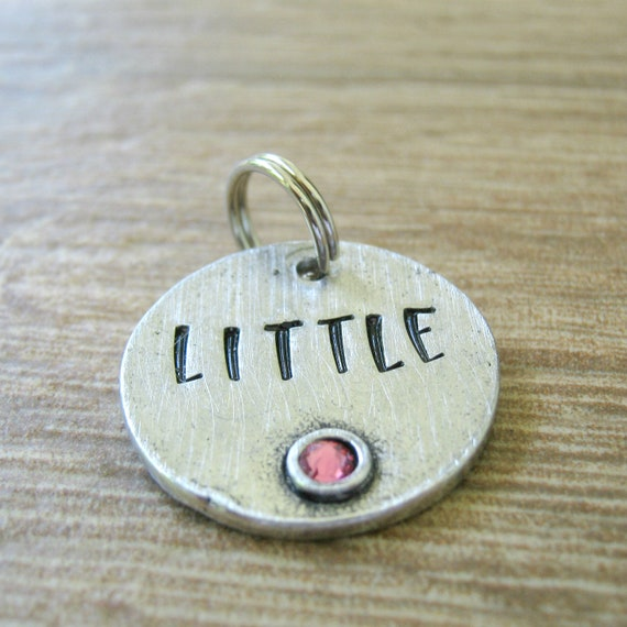 Black Keyhole Heart Slave Collar Tag submissive gift Cglg DDlg babygirl gift Daddy/'s girl Mdlg Daddy/'s Little Slut or your wording
