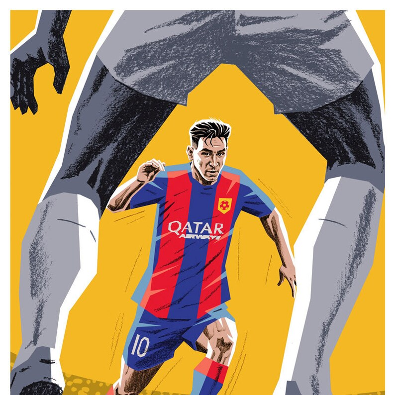 486b840afd7 LIONEL MESSI  dribbling action  Barcelona Football