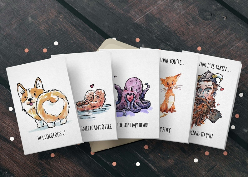 Choose Your Own 5 Card Bundle Pack Greeting Birthday