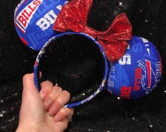 900b651b3 Buffalo Bills Minnie Ears